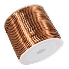 Провод эмалированный теплостойкий из алюминия