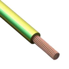Провода с поливинилхлоридной изоляцией для электрических установок ПУГВ